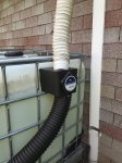 Multifunctional Downspout Device